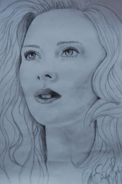 Scarlett Johansson by Millie